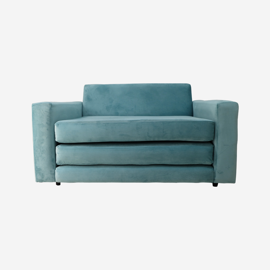 Sofabed Lipat 2 Seater
