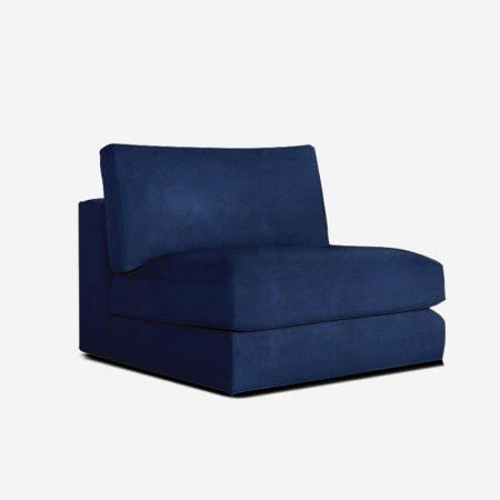 Eloise 1 Seater Armless Chair