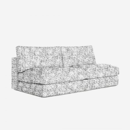 Sora 2 Seater Armless Chair