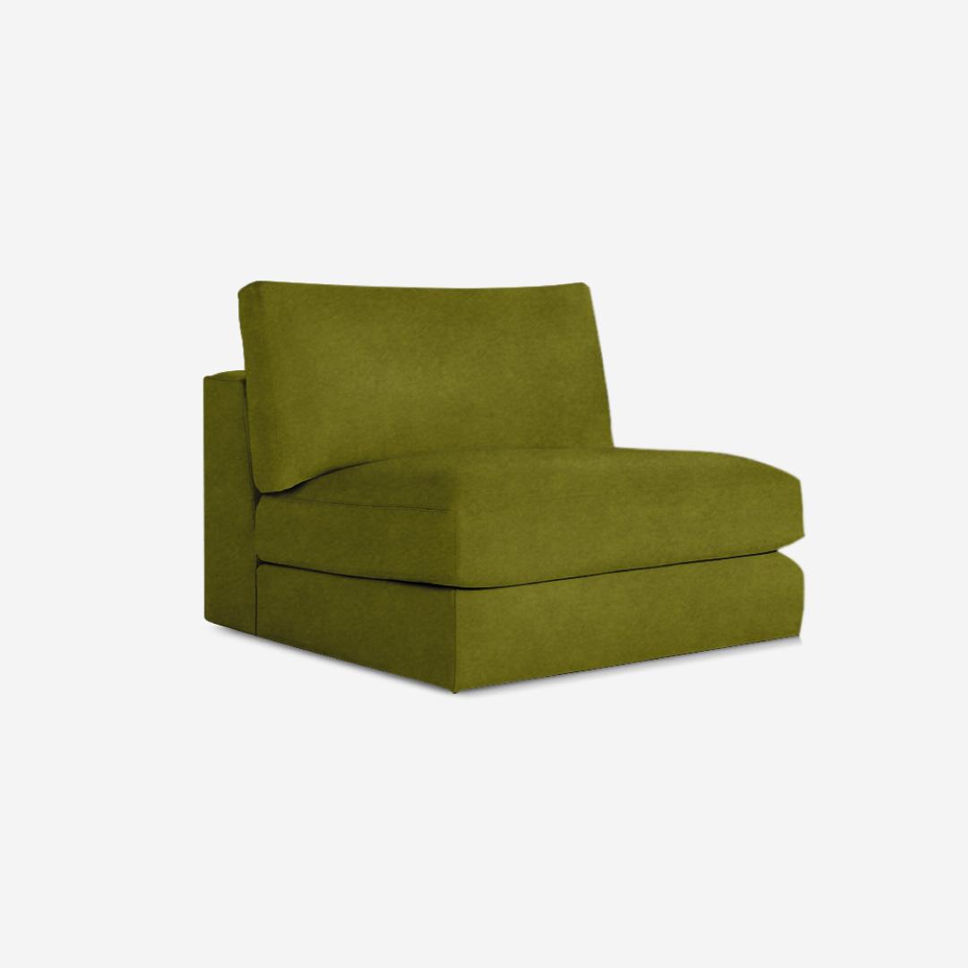 Mahdavi 1 Seater Armless Chair