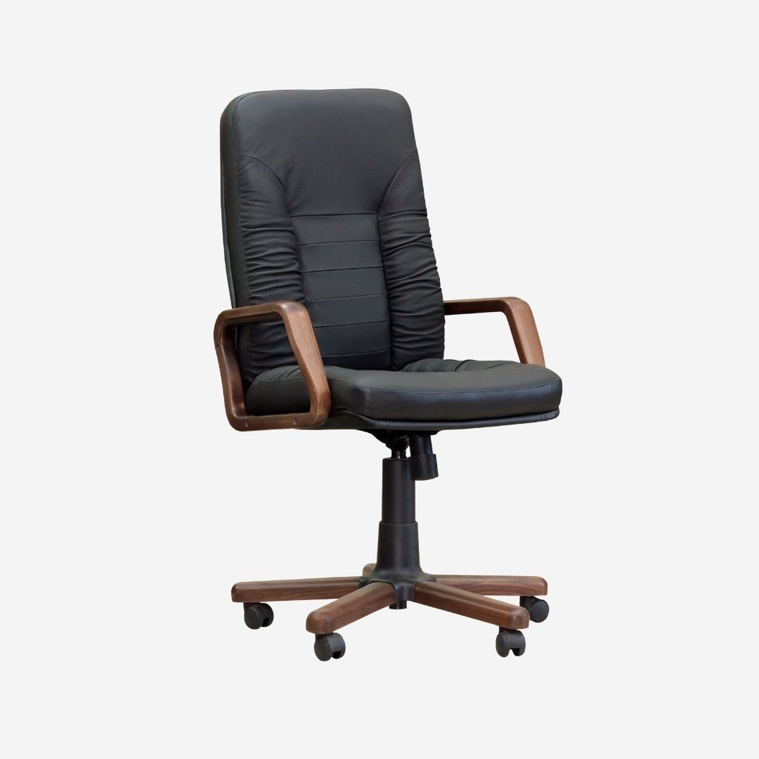 Puffy Office Chair Deluca