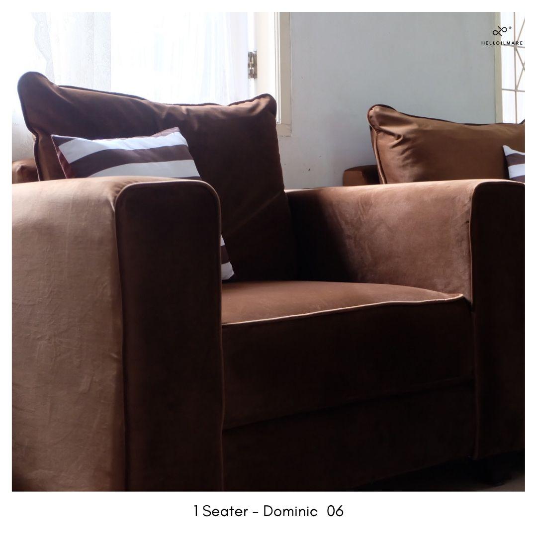 1 Seater Dominic