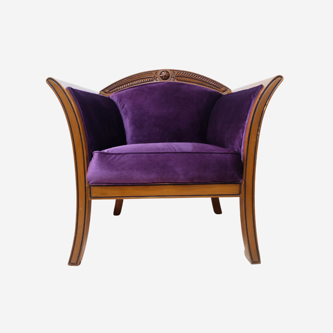 1 Seater Classic Chair Dominic
