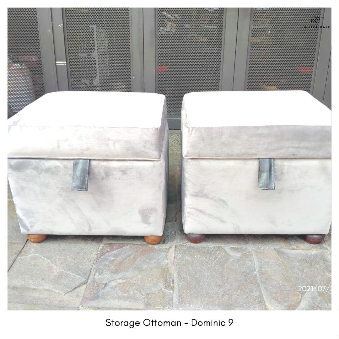 Ottoman with Storage
