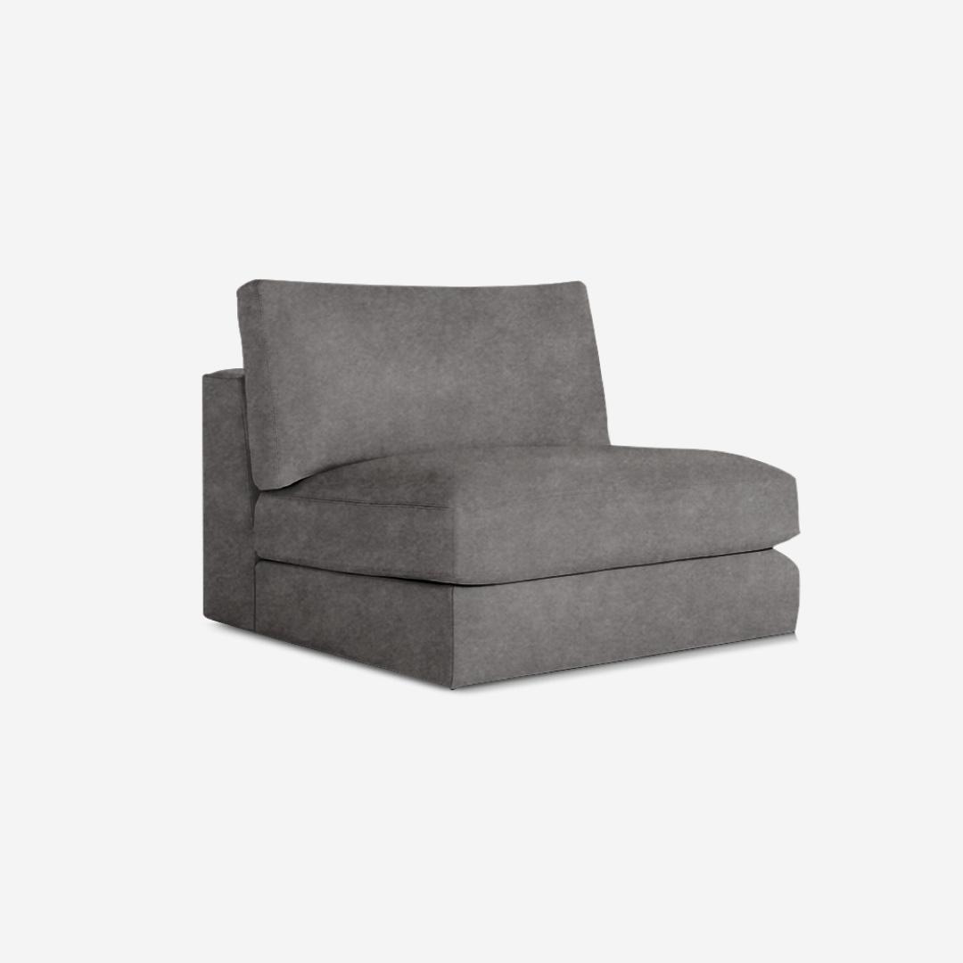Viola 1 Seater Armless Chair