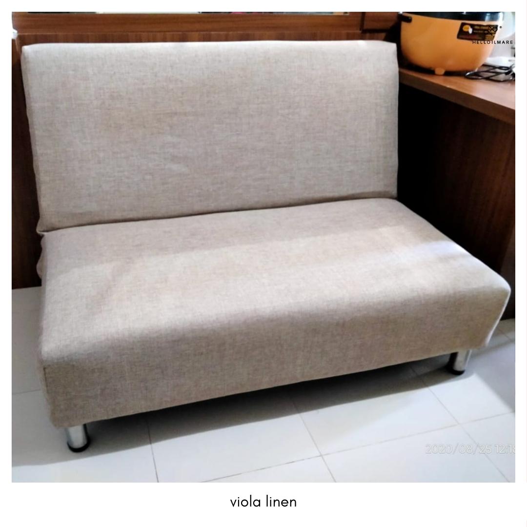 1 Seater Armless Chair Viola