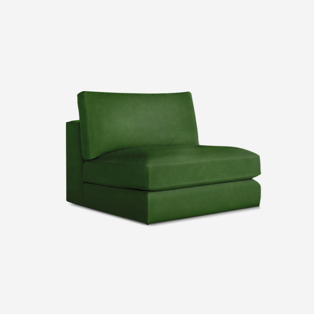 Dominic 1 Seater Armless Chair